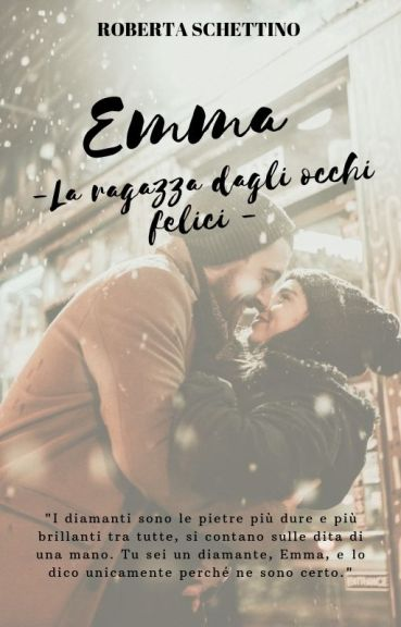 Emma -La ragazza dagli occhi felici - Cover