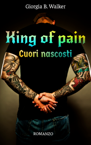 COVER King of pain