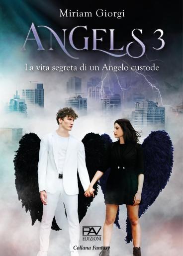 Angels 3 Miriam Giorgi cover